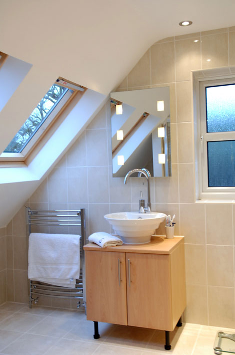 Gallery leicester loft conversions for Bathroom design northampton